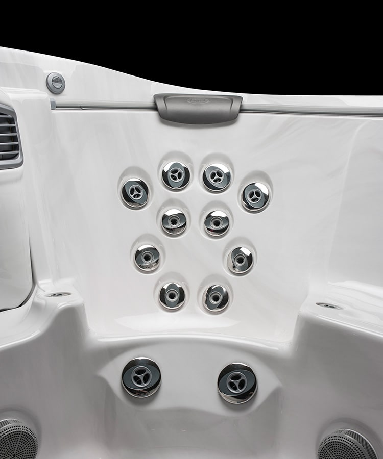 Jacuzzi Hot Tubs J-500 Collection Jets