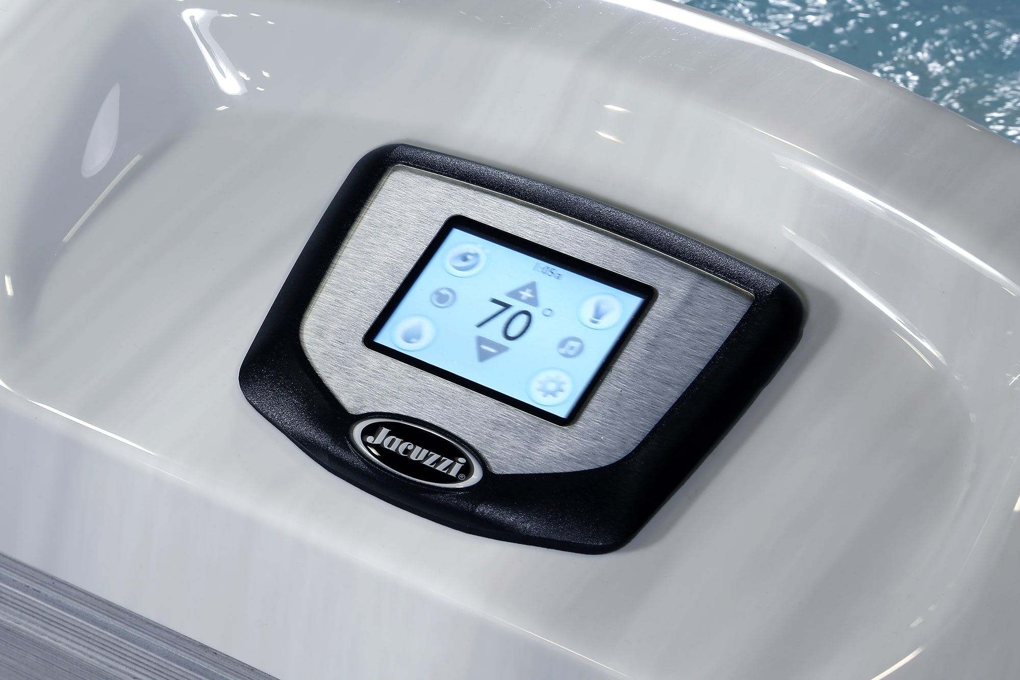 Jacuzzi Hot Tubs J-400 Collection Control Panel