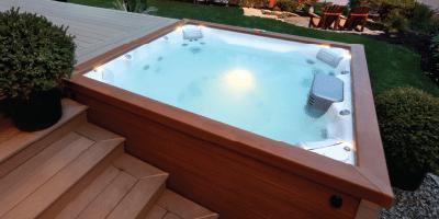 J-LX Jacuzzi Hot Tub Design