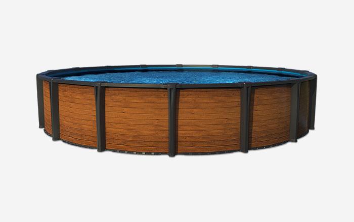 "Carvin Pool 54"" Redwood"