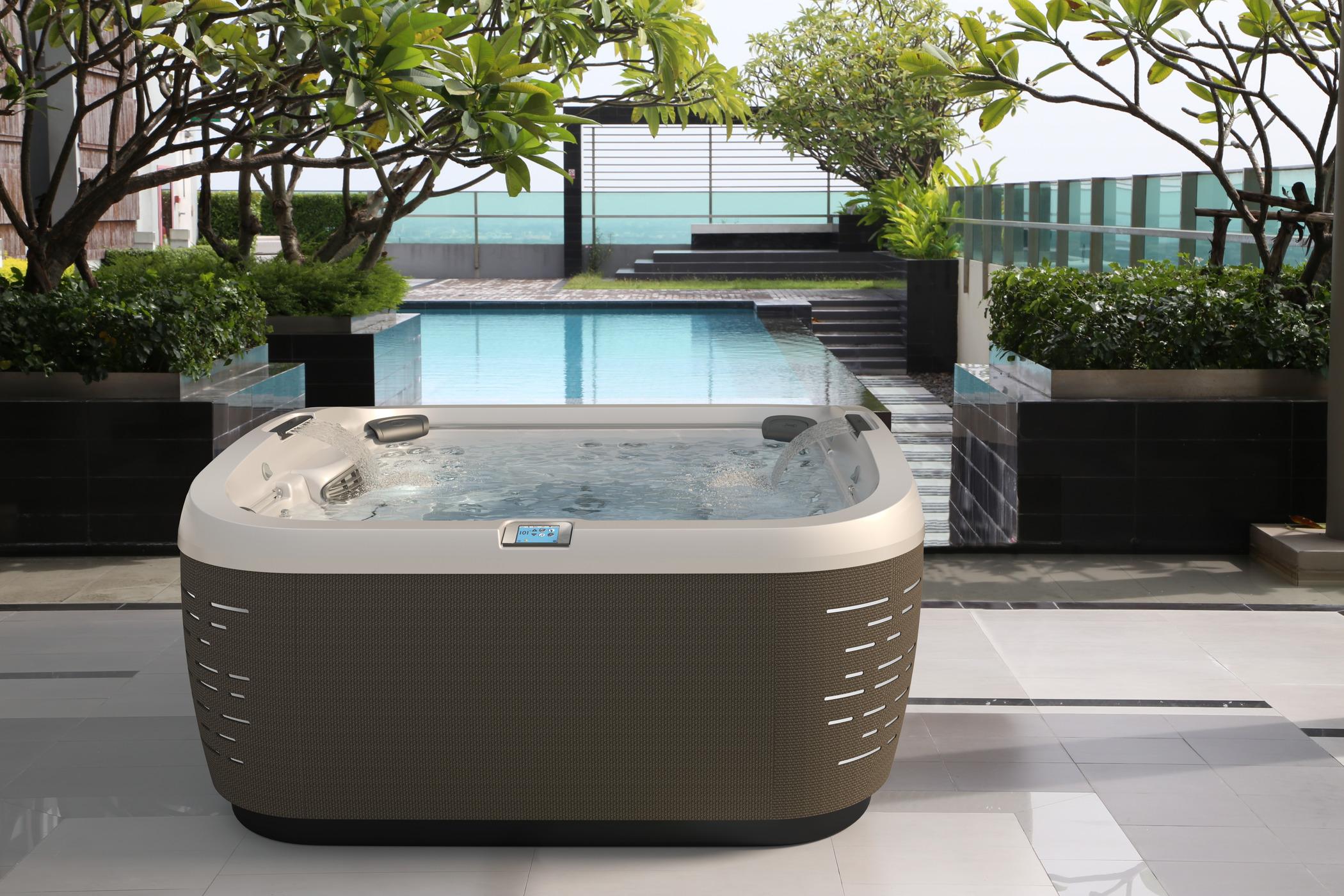 Jacuzzi Hot Tub Savings